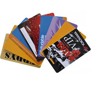 Fabricación tarjetas PVC