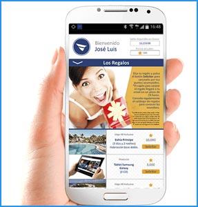 APP personalizada para fidelizar clientes